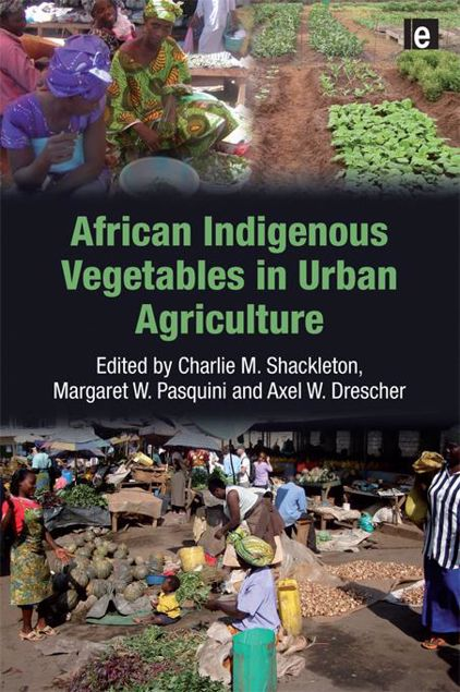 Picture of African Indigenous Vegetables in Urban Agriculture