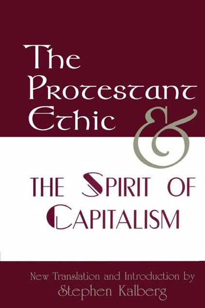 Picture of The Protestant Ethic and the Spirit of Capitalism