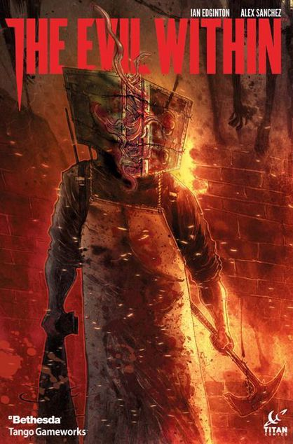 Picture of The Evil Within #1