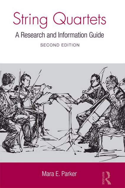 Picture of String Quartets: A Research and Information Guide