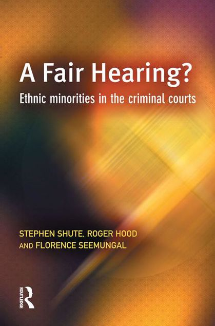 Picture of A Fair Hearing?