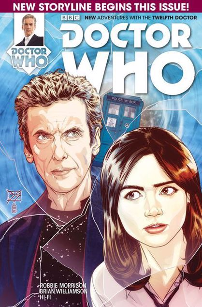 Picture of Dcotor Who: The Twelfth Doctor #6