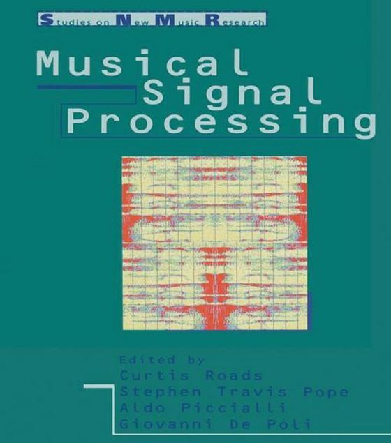 Picture of Musical Signal Processing