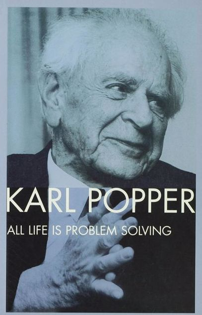 Picture of All Life is Problem Solving