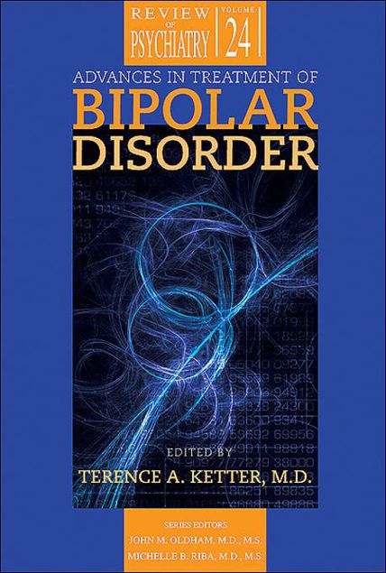 Picture of Advances in Treatment of Bipolar Disorder