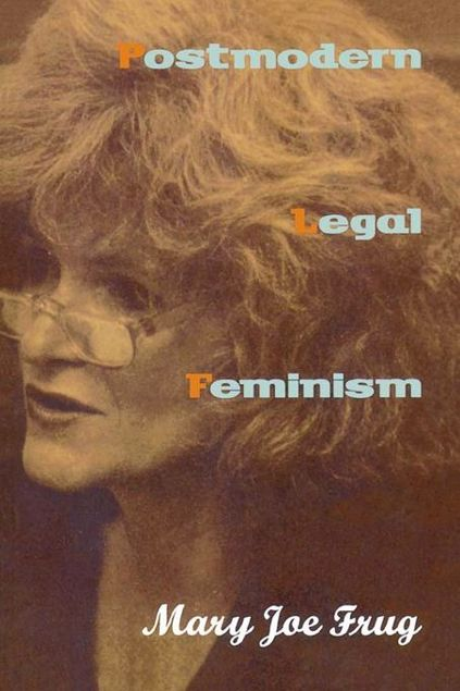 Picture of Postmodern Legal Feminism