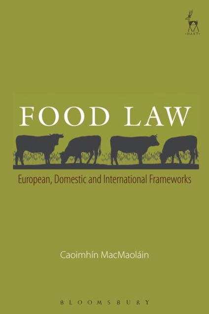 Picture of Food Law,: European, Domestic and International Frameworks