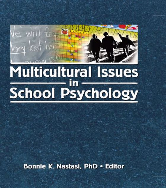 Picture of Multicultural Issues in School Psychology