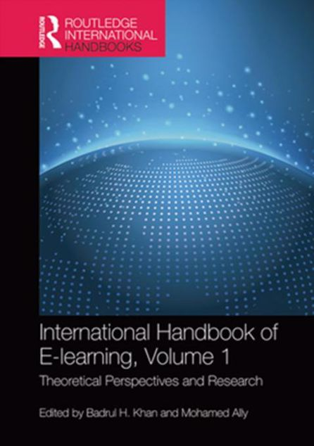 Picture of International Handbook of E-Learning Volume 1: Theoretical Perspectives and Research