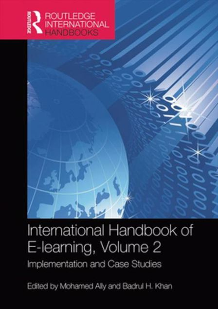 Picture of International Handbook of E-Learning Volume 2: Implementation and Case Studies