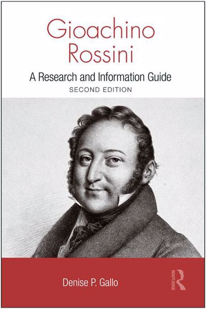 Picture of Gioachino Rossini: A Research and Information Guide