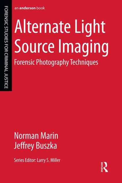 Picture of Alternate Light Source Imaging: Forensic Photography Techniques