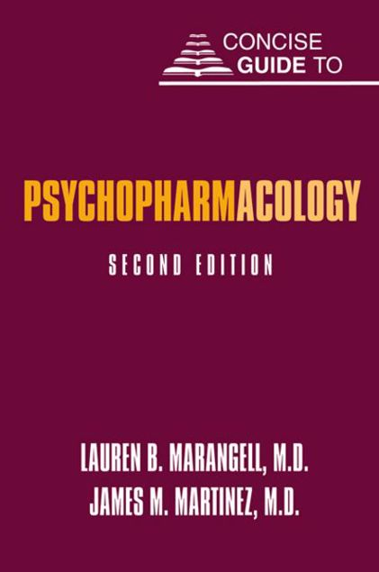 Picture of Concise Guide to Psychopharmacology