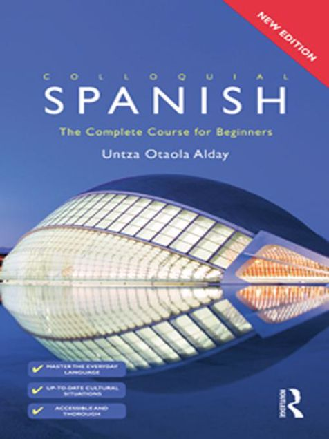 Picture of Colloquial Spanish