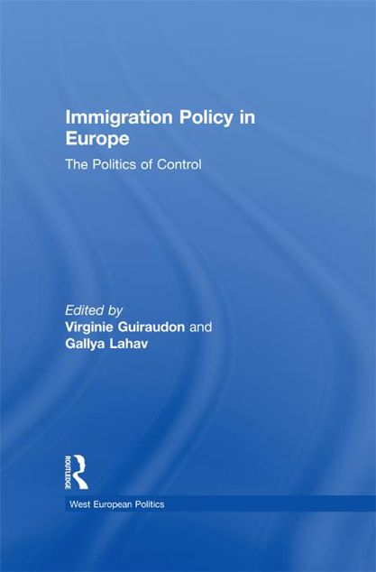 Picture of Immigration Policy in Europe: The Politics of Control