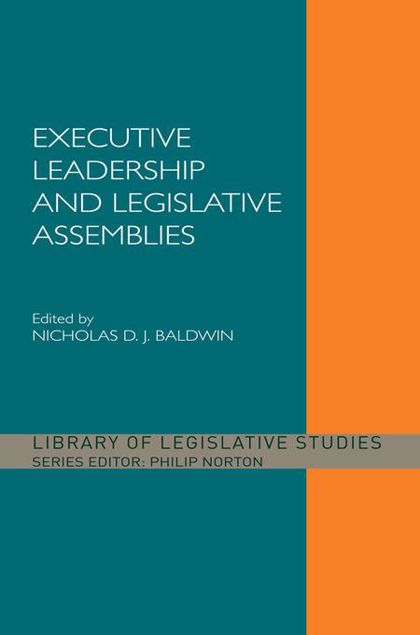 Picture of Executive Leadership and Legislative Assemblies