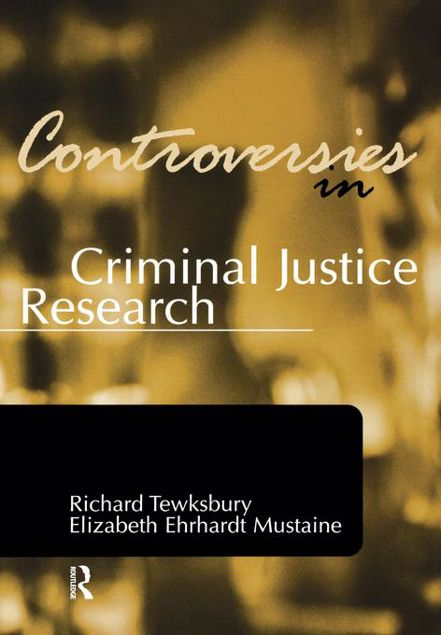Picture of Controversies in Criminal Justice Research