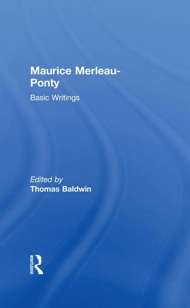 Picture of Maurice Merleau-Ponty: Basic Writings