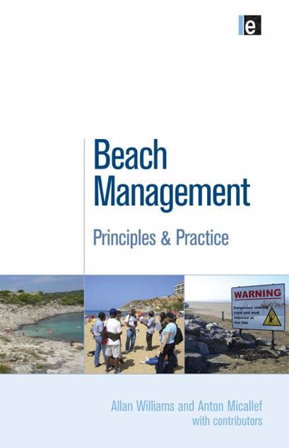 Picture of Beach Management: Principles and Practice