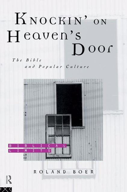 Picture of Knockin' on Heaven's Door: The Bible and Popular Culture