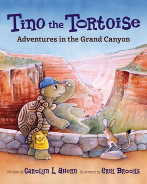 Picture of Tino the Tortoise: Adventures in the Grand Canyon