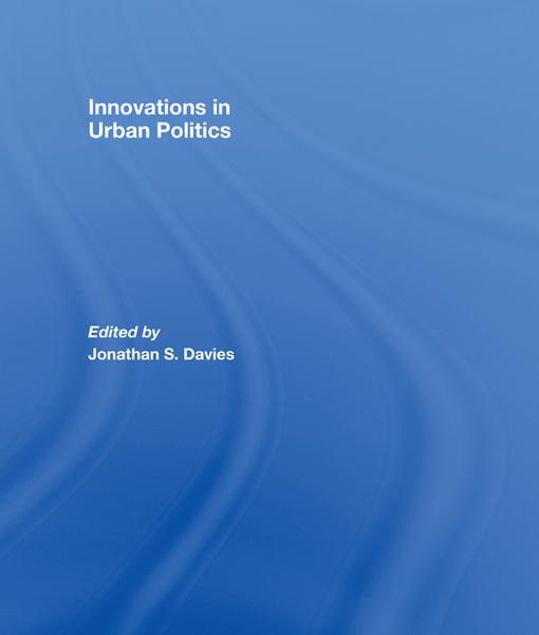 Picture of Innovations in Urban Politics