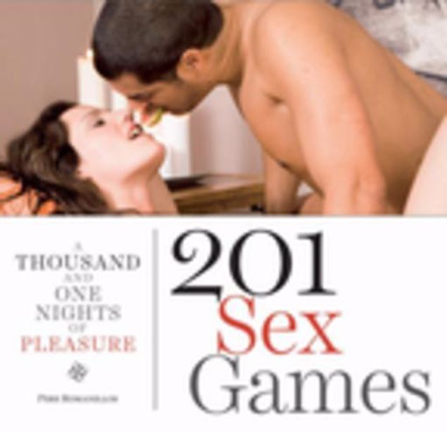 Picture of 201 Sex Games: A Thousand and One Nights of Pleasure
