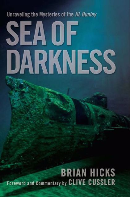 Picture of Sea of Darkness: Unraveling the Mysteries of the H.L. Hunley