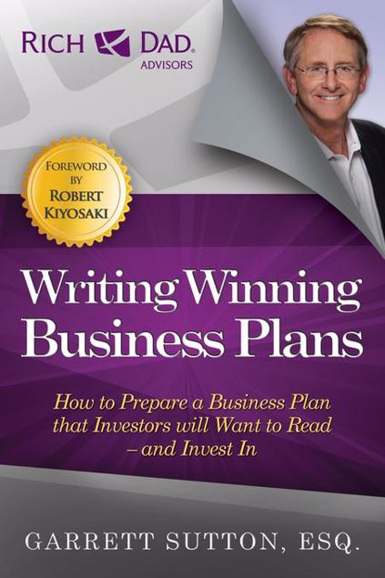 Picture of Writing Winning Business Plans: How to Prepare a Business Plan that Investors Will Want to Read and Invest In