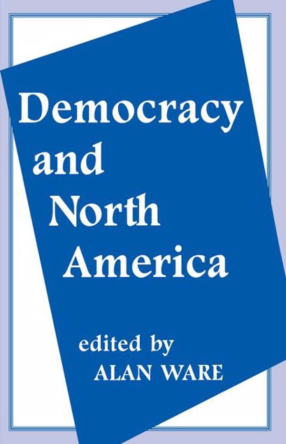 Picture of Democracy and North America
