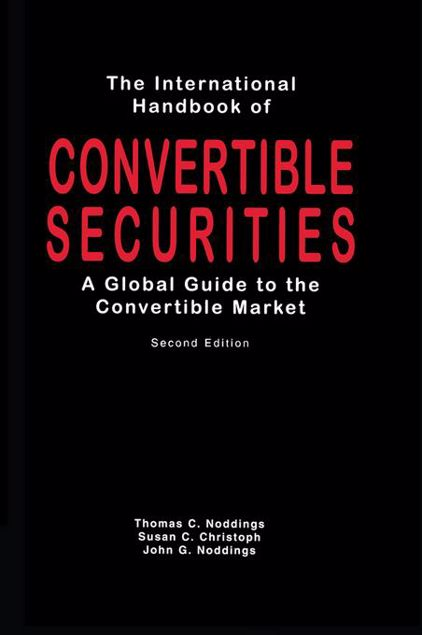 Picture of International Handbook of Convertible Securities