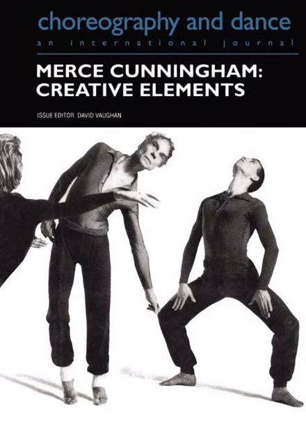 Picture of Merce Cunningham: Creative Elements