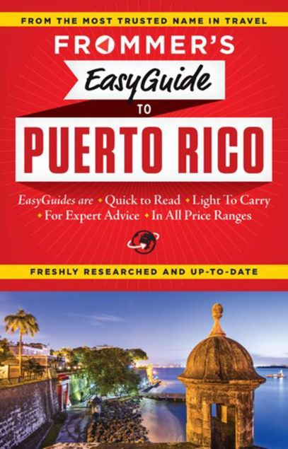 Picture of Frommer's EasyGuide to Puerto Rico