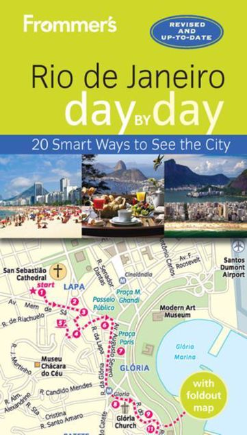 Picture of Frommer's Rio de Janeiro day by day