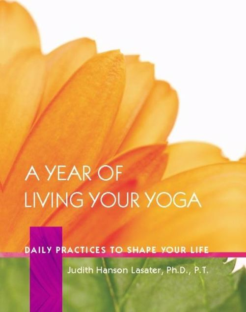 Picture of A Year of Living Your Yoga: Daily Practices to Shape Your Life