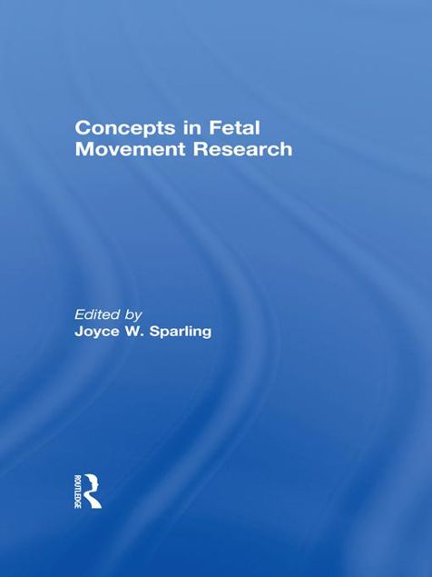 Picture of Concepts in Fetal Movement Research