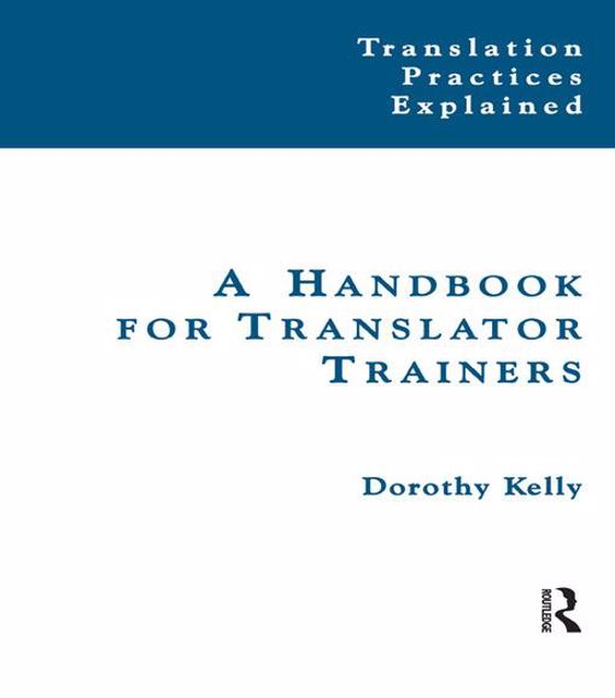 Picture of A Handbook for Translator Trainers