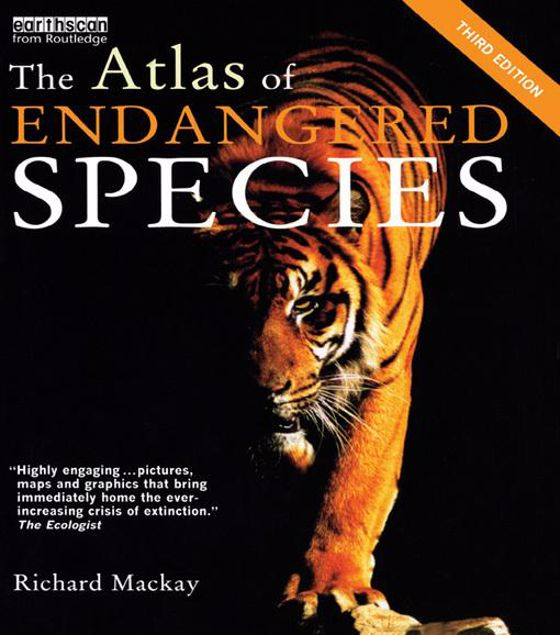 Picture of The Atlas of Endangered Species