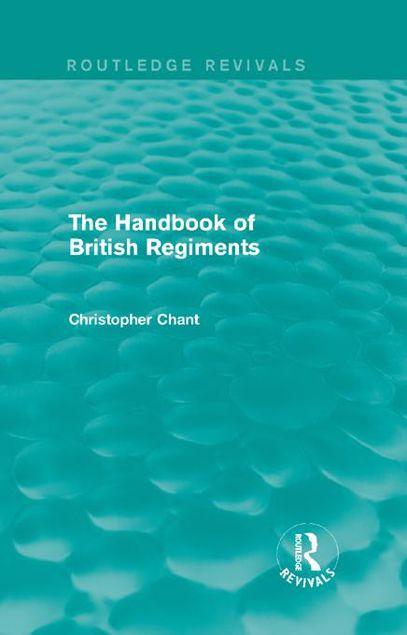 Picture of Handbook of British Regiments