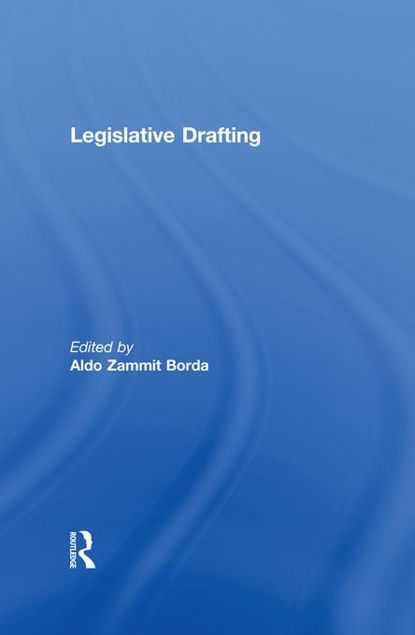 Picture of Legislative Drafting