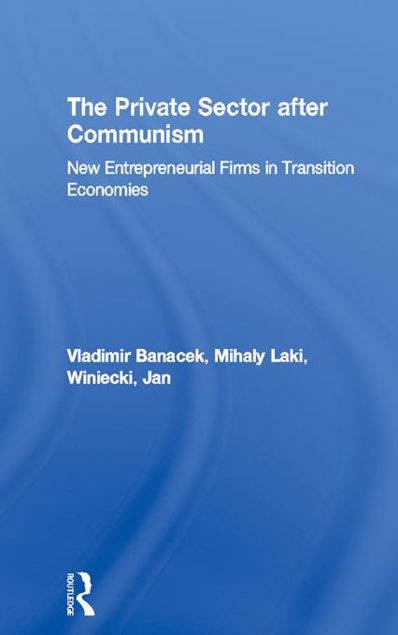 Picture of Private Sector After Communism: New Entrepreneurial Firms in Transition Economies