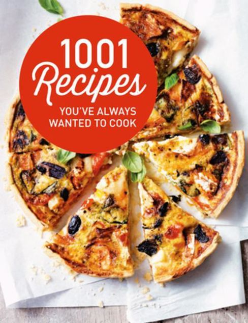 Picture of 1001 Recipes You Always Wanted to Cook