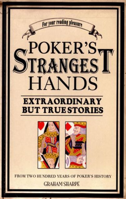 Picture of Poker's Strangest Hands