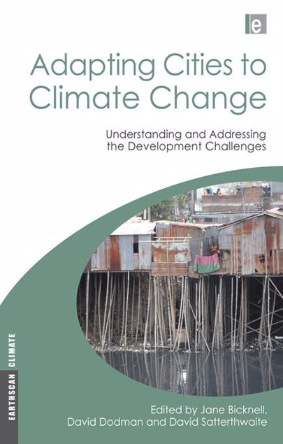 Picture of Adapting Cities to Climate Change: Understanding and Addressing the Development Challenges