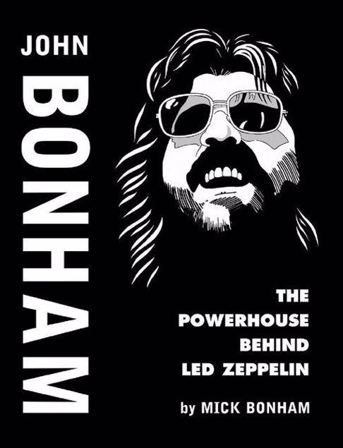 Picture of John Bonham: The Powerhouse behind Led Zeppelin