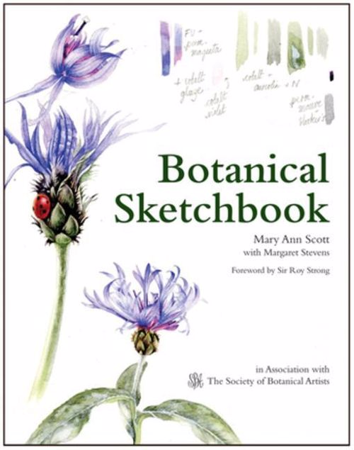 Picture of Botanical Sketchbook: Drawing, painting and illustration for botanical artists