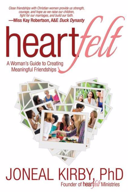 Picture of Heartfelt: A Woman's Guide to Creating Meaningful Friendships