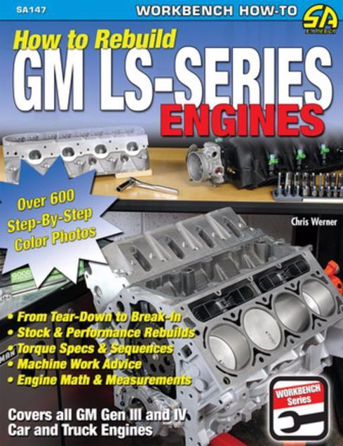 Picture of How to Rebuild GM LS-Series Engines