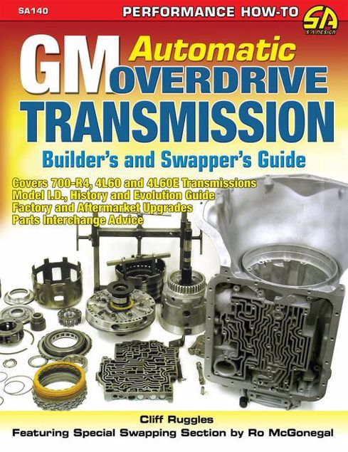 Picture of GM Automatic Overdrive Transmission Builder's and Swapper's Guide