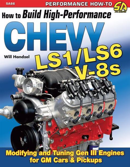 Picture of How to Build High-Performance Chevy LS1/LS6 V-8s